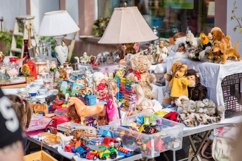 Flohmärkte in der Umgebung von Polenzko in Sachsen-Anhalt