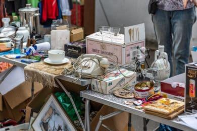 Freiburgs größter Flohmarkt