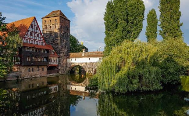 Flohmärkte in der Umgebung von Nürnberg in Bayern