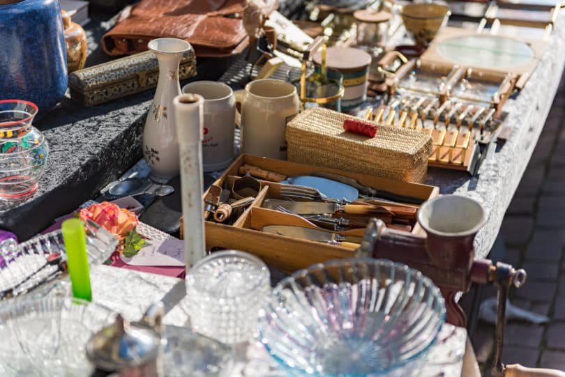 Flohmarkt Termine 2020 in Hessen